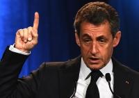 Sarkozy lapsus