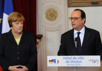 Hollande Verdun Berlin