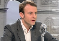 Lapsus Macron