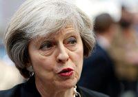 Lapsus Theresa May